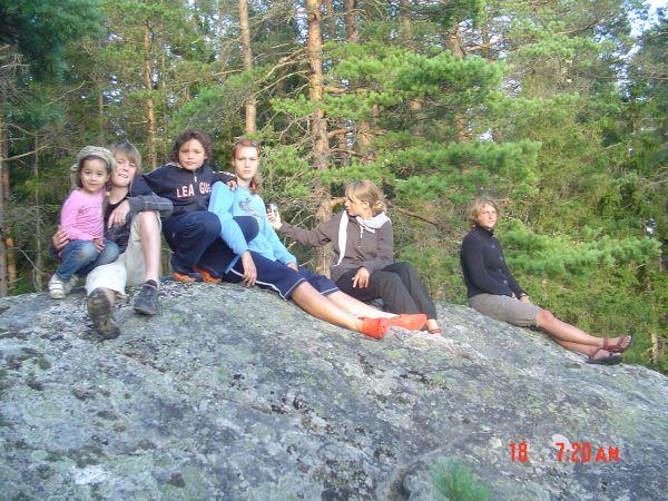 <b>wir waren eine klasse truppe mit einen super weiblichen scout-elena</b><br />Von: Heika Schleicher | Erstellt am: 24.08.2009 | 2 Bilder | 3223 x aufgerufen